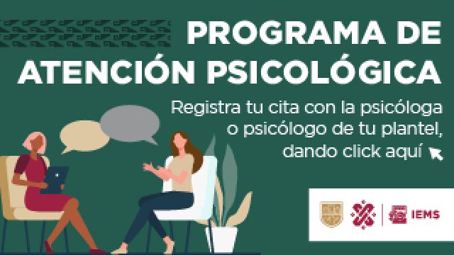 Programa de Atención Psicológica
